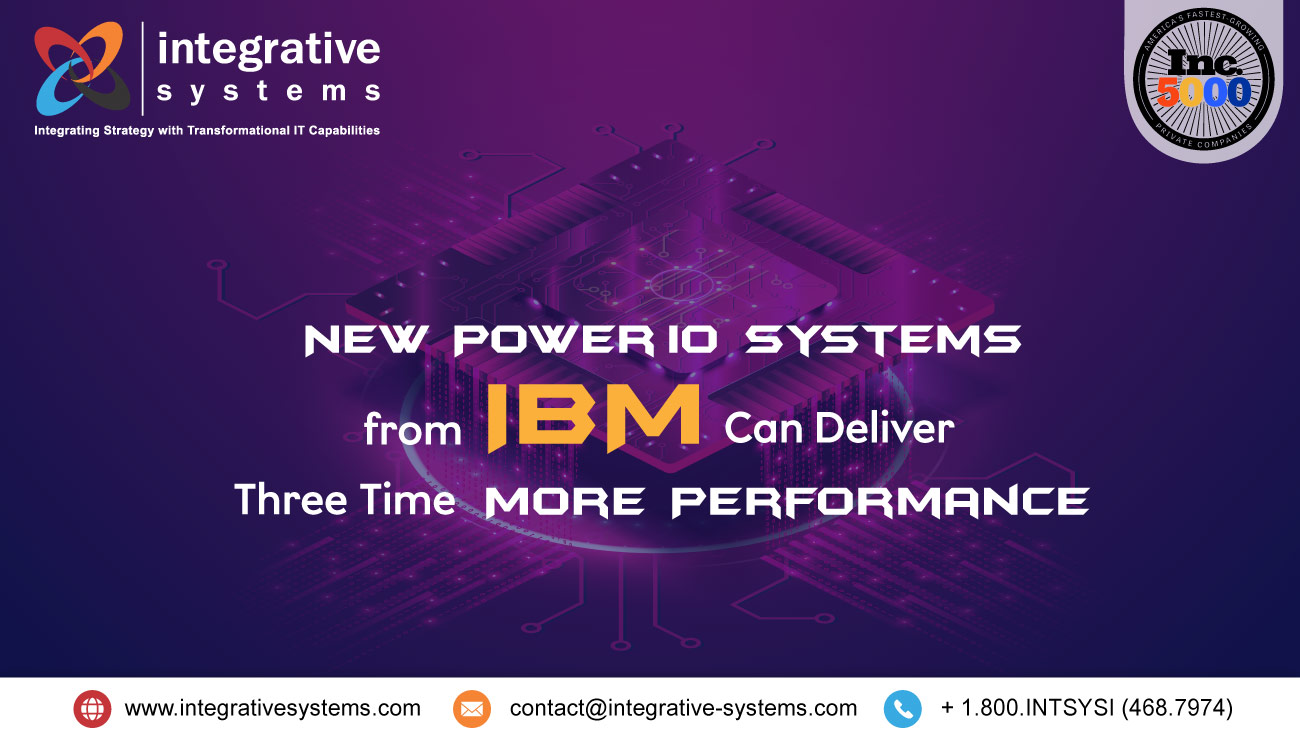 New Power10 Systems
